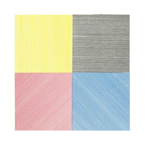 Sol LeWitt: Four Basic Kinds of Lines: The Estate of
