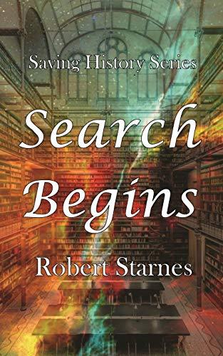9781732580367: Search Begins (3) (Saving History)
