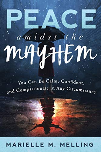 9781733563413: Peace amidst the Mayhem: You Can Be Calm, Confident, and Compassionate in Any Circumstance