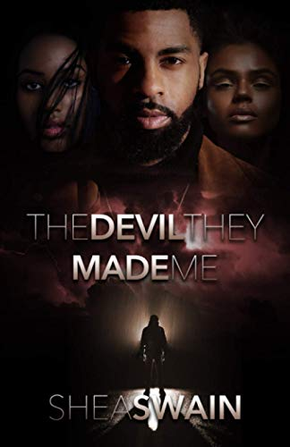 Book Cover: The Devil They Made Me