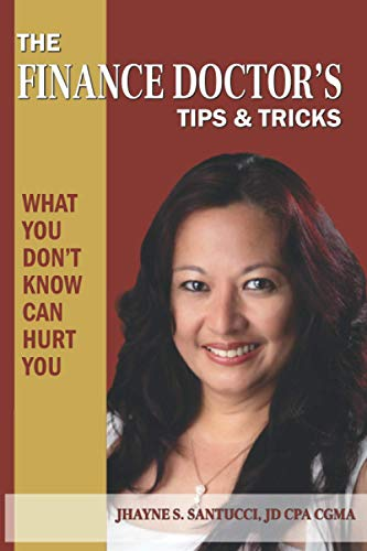 9781735938813: The Finance Doctor's Tips & Tricks: What You Don't Know Can Hurt You