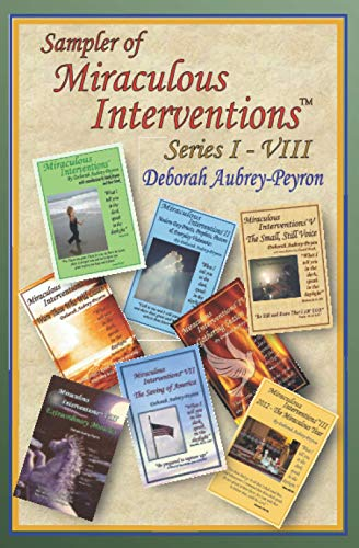 9781736030400: Sampler of Miraculous Interventions Series I-VIII