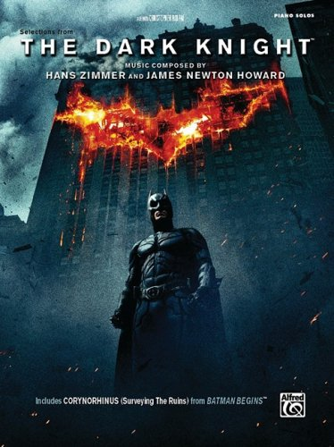 9781739057114: Selections from the Motion Picture The Dark Knight: Piano Solos