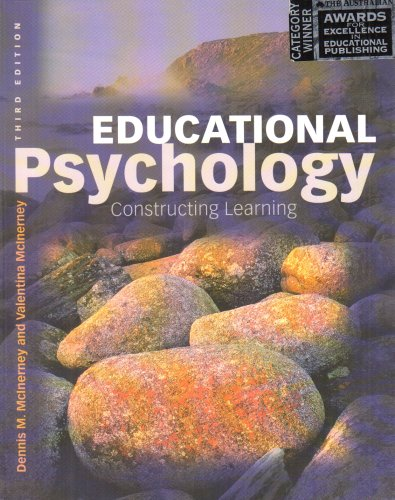 9781740095860: Educational Psychology: Constructing Learning