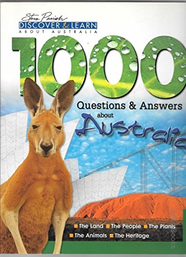 9781740210584: 1000 Questions and Answers about Australia