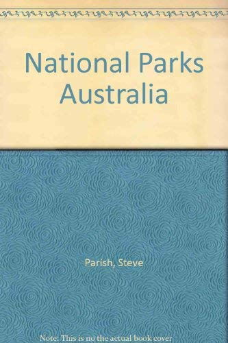 9781740214483: National Parks Australia