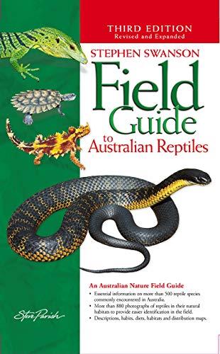 9781740217446: Field Guide to Australian Reptiles