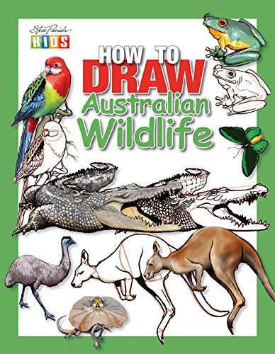 Steve Parish How to Draw Australian Wildlife: Steve Parish Publishing