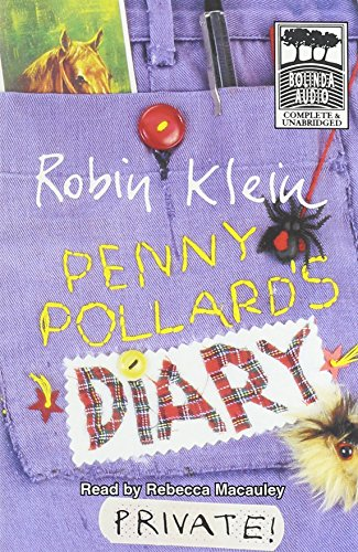 Penny Pollard's Diary: Library Edition (174030103X) by Robin Klein