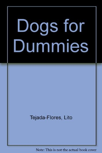 Dogs For Dummies: Lawrence, Richard