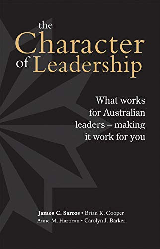 Character of Leadership (Paperback): Anne M. Hartican