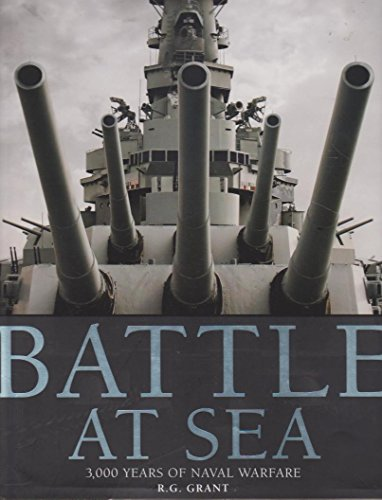 9781740336482: Battle at Sea: 3,000 Years of Naval Warfare