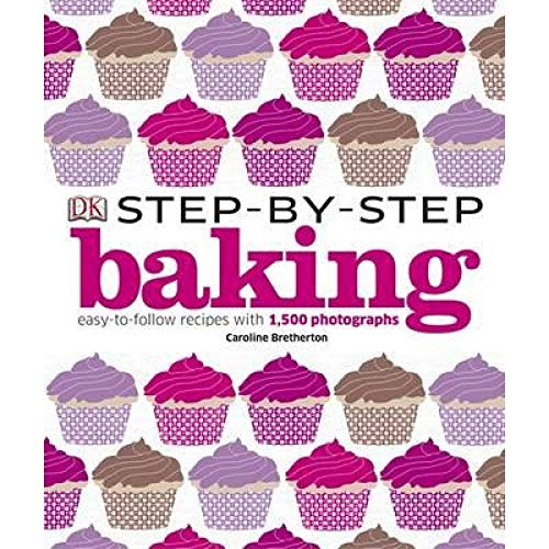 9781740338233: Baking: Step-by-step