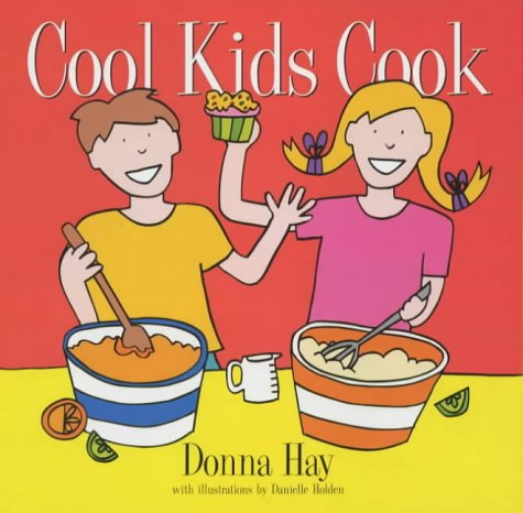 9781740450140: Cool Kids Cook