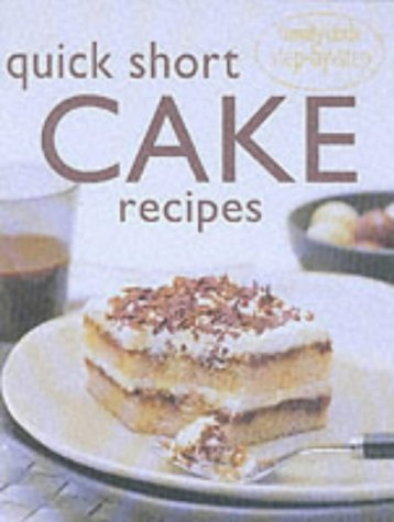 9781740450591: Quick and Easy Cakes (Step-by-step)