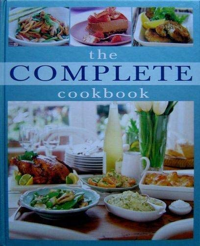 9781740451529: The Complete Cookbook