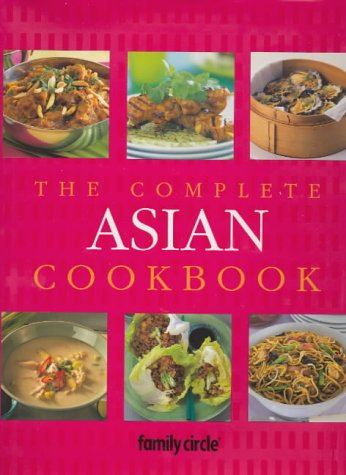 9781740451567: The Complete Asian Cookbook (Import)