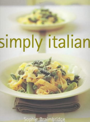 9781740451970: Simply Italian