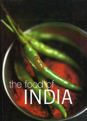 9781740452878: The Food of India