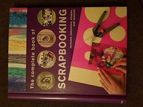 9781740453806: The Complete Book of Scrapbooking