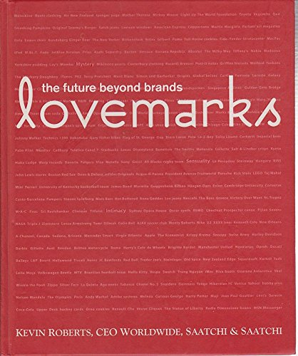 9781740454209: Lovemarks: The Future Beyond Brands