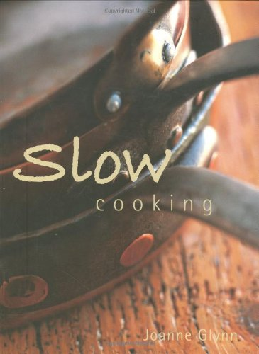 Slow Cooking 9781740454414  Whether you are cooking for yourself, or for your family or friends, you will find something inspirational in this collection or traditional and modern recipes, including starters, oven-baked meals, stove-top stews, side dishes and luscious sweets. In Slow Cooking, Joanne has brought together a selection of favourite recipes from her own collection and those of fellow slow cooking devotees.