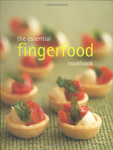 9781740454605: The Essential Fingerfood Cookbook (Murdoch)