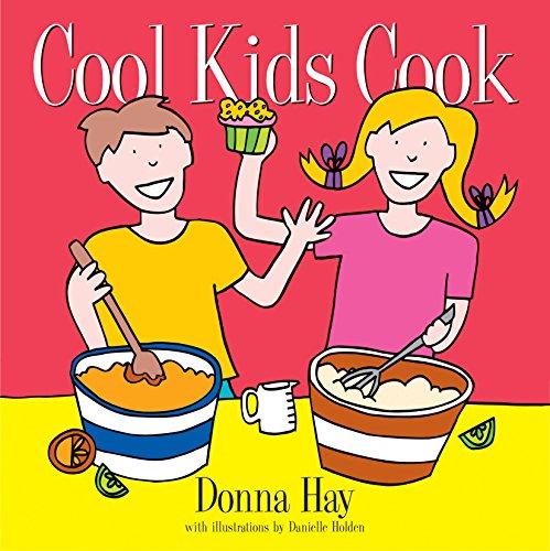 9781740455480: Cool Kids Cook
