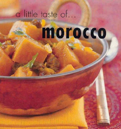 9781740457545: A Little Taste of Morocco