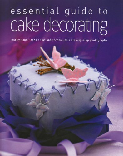 The Essential Guide to Cake Decorating (Borders: Murdoch Books