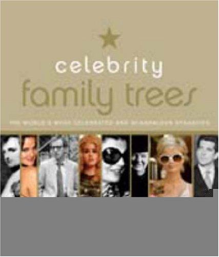 9781740458146: Celebrity Family Trees