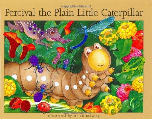9781740471091: Percival the Plain Little Caterpillar (Sparkle Books)