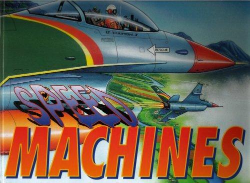 9781740471336: Speed Machines (Pop-Up Books)