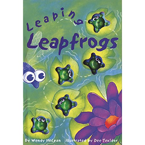 Leaping Leapfrogs (Button Books): McLean, Wendy