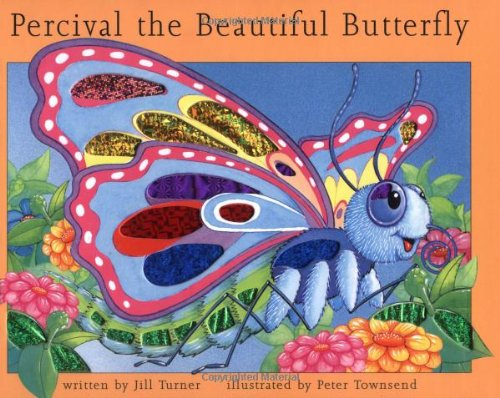 9781740472340: Percival the Beautiful Butterfly (Sparkle Books)