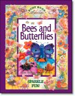 9781740472395: Bees and Butterflies (Busy Bugs Giant Sparkle Books)