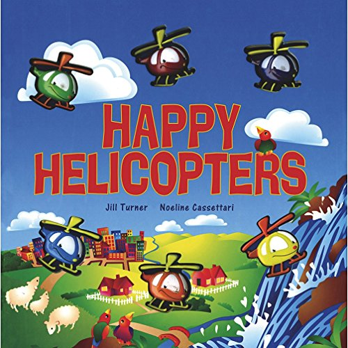 Happy Helicopters: Inc. Penton Overseas