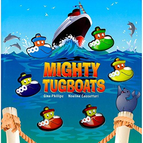 9781740473125: Mighty Tugboats