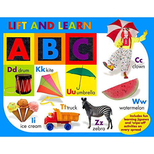 9781740474603: Lift and Learn ABC