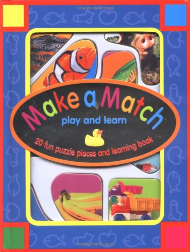 Make a Match (Interactive Board Books): The Book Company