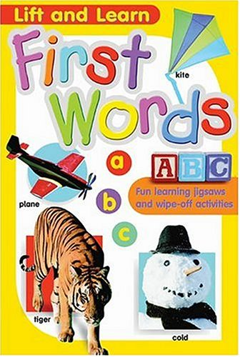 9781740475587: Lift and Learn First Words