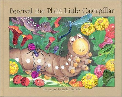 9781740475761: Percival the Plain Little Caterpillar (Sparkle Books)