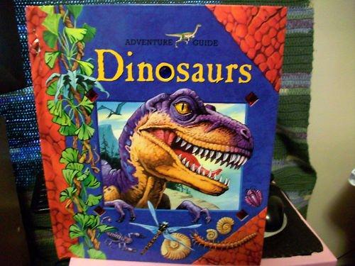 Adventure Guide - Dinosaurs (Adventure Guide): Archie Bones