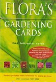 Flora's Gardening Cards (264 Full-color Cards) (9781740480031) by Tony Rodd