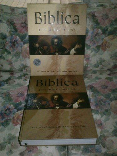 9781740480390: Biblica the Bible Atlas