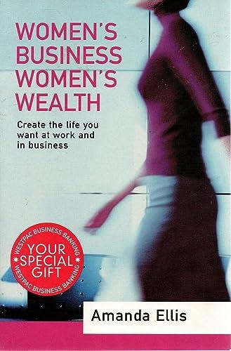 9781740511346: Women's Business Women's Wealth