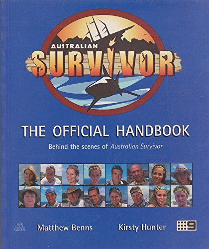 9781740514552: Australian Survivor the Official Handbook