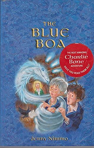 9781740519922: 03 Charlie Bone And The Blue Boa