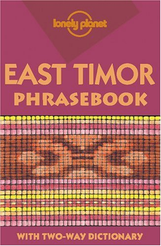 9781740590204: Lonely Planet East Timor Phrasebook