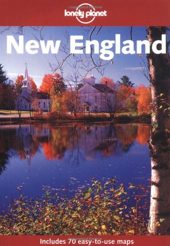 9781740590259: Lonely Planet New England